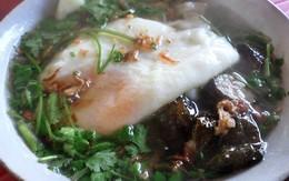 Ấm bụng ngày đông với bánh cuốn trứng Thái Nguyên