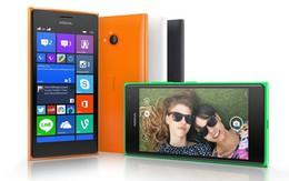 """Ngắm Lumia 730 Selfie chuyên chụp ảnh """"tự sướng"""" giá 5 triệu đồng"""