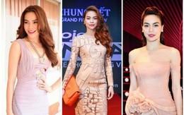 6 gam màu giúp Hồ Ngọc Hà thăng hạng thời trang
