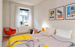 """Thiết kế giường ngủ """"tuy 2 mà 1"""" theo phong cách Scandinavia"""