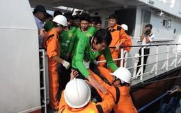 Cứu sống được 18 ngư dân gặp nạn trên biển