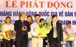 Báo Gia đình & Xã hội nhận 3 giải thưởng Báo chí toàn quốc về công tác Dân số