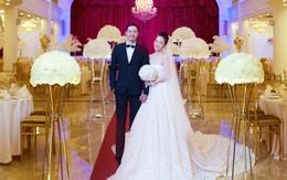 Linh Nga bất ngờ làm cô dâu của Dương Mạc Anh Quân
