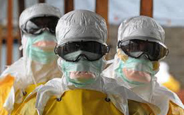 Dịch Ebola có dấu hiệu chững lại