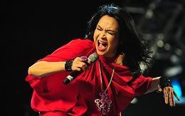 """Thanh Lam """"cuồng điên"""" trong đêm nhạc của Quốc Trung"""