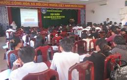 Tổ chức tập huấn quản lý chương trình sàng lọc trước sinh và sơ sinh cho các tỉnh phía Nam
