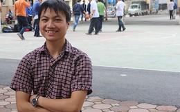 17 tuổi, làm thầy giáo của các cao thủ HSG quốc gia