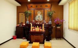 Những kiêng kỵ khi bố trí tượng Phật trong nhà