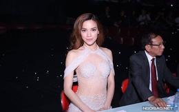 Dàn mỹ nhân sexy trên thảm đỏ 'Siêu mẫu Việt Nam'