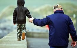 Bài học làm người xúc động bố dạy con trai