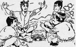 """""""Danh nhậu"""" xứ dừa và pha chơi ngông đốt pháo bằng… mũi để lấy le với """"đồng nghiệp"""""""