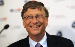 Bill Gates là người giàu nhất toàn cầu