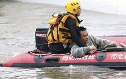 Lời kể hãi hùng của nhân chứng vụ máy bay Đài Loan lao xuống sông