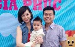 """MC Quỳnh Chi: """"Chúng tôi đã ly thân hơn một năm nay"""""""