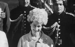 Ảnh chưa từng công bố về Nữ hoàng Elizabeth II thời trẻ
