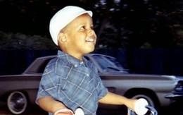 Ảnh hiếm thời thơ ấu của Tổng thống Barack Obama