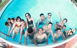 Sự thật về bộ ảnh kỷ yếu bikini của teen Hà thành