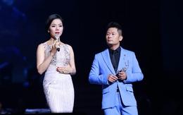Lệ Quyên sợ bạn gái Bằng Kiều ghen khi hát cùng