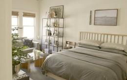 Căn hộ 37m² nhiều nội thất mà vẫn xinh đẹp, gọn gàng