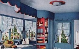 Chiêm ngưỡng các căn bếp tuyệt đẹp từ những thập niên 80 trở về trước