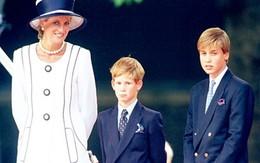 Lần đầu tiên di chúc của Công nương Diana được đưa lên mạng