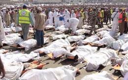 Giẫm đạp thương vong hơn 700 người tại Thánh địa Mecca: Những hình ảnh khủng khiếp