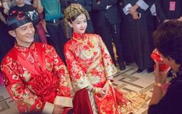 Những ồn ào quanh đám cưới Huỳnh Hiểu Minh - Angelababy