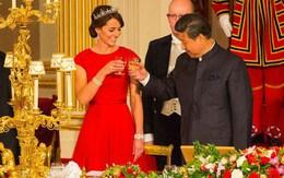 Công nương Anh xuất hiện quyến rũ cùng Đệ nhất phu nhân Trung Quốc