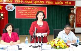 Đoàn công tác của Quốc hội làm việc với Công ty Vinamilk