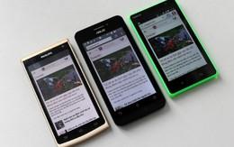 Smartphone giá rẻ ồ ạt về Việt Nam