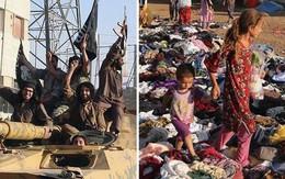 Bé gái 9 tuổi bị 10 tên IS hãm hiếp đến có thai