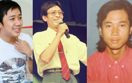Ảnh thuở xưa của những MC Việt nổi tiếng