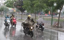 Ngày mai miền Bắc đổ mưa to
