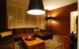 Ngắm căn hộ diện tích nhỏ nhưng ấm cúng