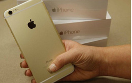 Iphone 6 khóa mạng của Nhật xuất hiện ở Việt Nam