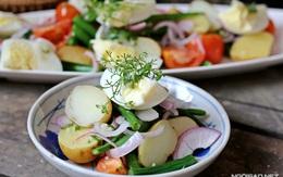 Cách làm Salad khoai tây tuyệt ngon