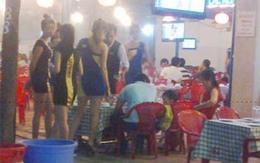 """""""Siêu quán nhậu"""" với """"đặc sản chân dài"""" hút khách ở Sài Gòn"""