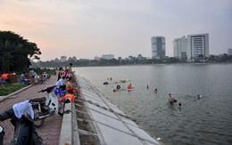 Phát hiện xác chết thứ 3 trong tháng ở hồ Linh Đàm