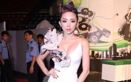 Tóc Tiên sexy, Hà Hồ rực rỡ dự Gala The Remix