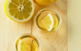 Uống nước chanh nóng như thế nào để tốt nhất cho sức khoẻ?