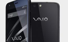 Smartphone thương hiệu Vaio đầu tiên trình làng giá 420 USD