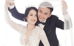 Ảnh cưới dễ thương của Tú Vi - Văn Anh
