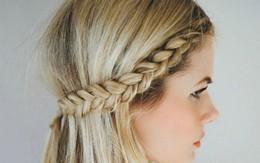 11 kiểu tóc tết đẹp ngọt ngào ngày hè