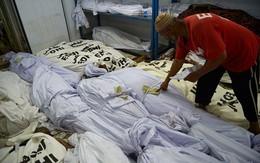 Xót xa hàng trăm thi thể nạn nhân chết vì nắng nóng