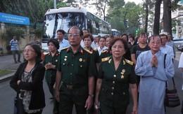 Tiễn biệt nhạc sĩ Phan Huỳnh Điểu về nơi an nghỉ cuối cùng