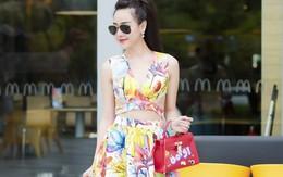 Những mẫu váy gợi cảm trong ngày nắng nóng