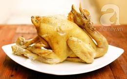 Cách luộc gà cúng chuẩn sẵn sàng cho đêm giao thừa