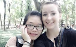 Ngày xuân, nữ thủ khoa đầu vào trường Kinh tế chia sẻ bí quyết thành công