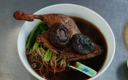 Những quán mì vịt tiềm hấp dẫn ở Sài Gòn