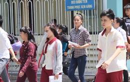 Thi THPT Quốc gia 2015: Đang làm bài phải đi cấp cứu vì đau ruột thừa